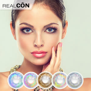 Realcon Rio 7-tone Soft Color Contacts Exclusive Cosmetic Exporter