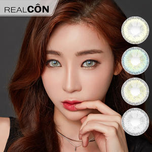 Realcon Designer Contact Lens European Style Color Eye Lens Manufacturer