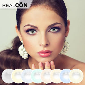 fashion korean contact lens factory