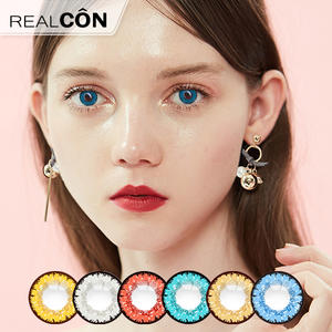 China fashion eye contacts manufacturer