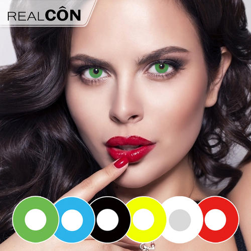 Realcon Crystal Eyes Contact Lenses Pure Lenses Supplier