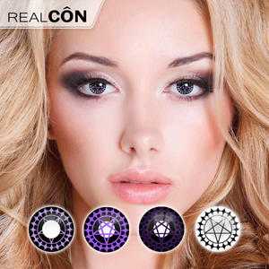 Cheap 1 year contact lenses factory