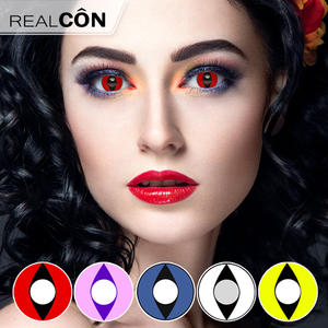 fashion color lens contact suppliers