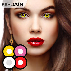 high quality hollywood luxury color lenses supplier