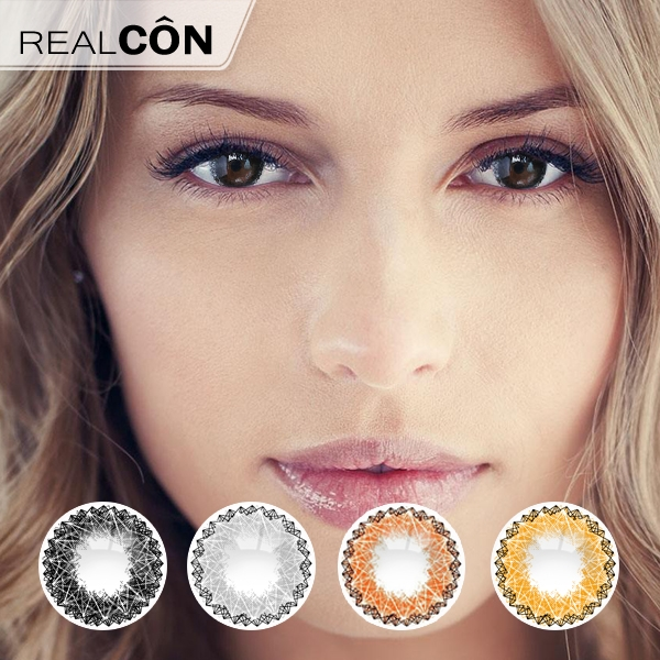 Realcon Contact Lenses Big Eye Muse Lenses Contacts Supplier