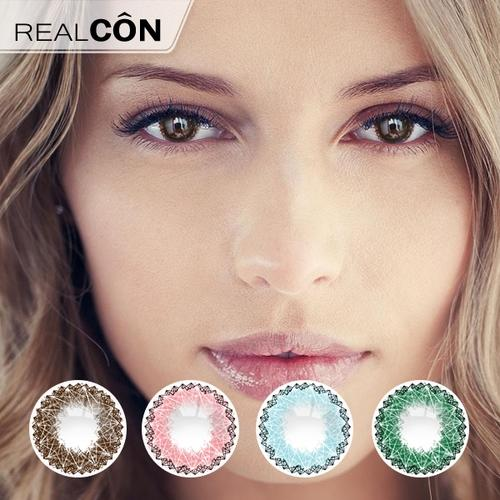 Realcon Best Contact Lens Gorgeous Eye Lens Manufacturer
