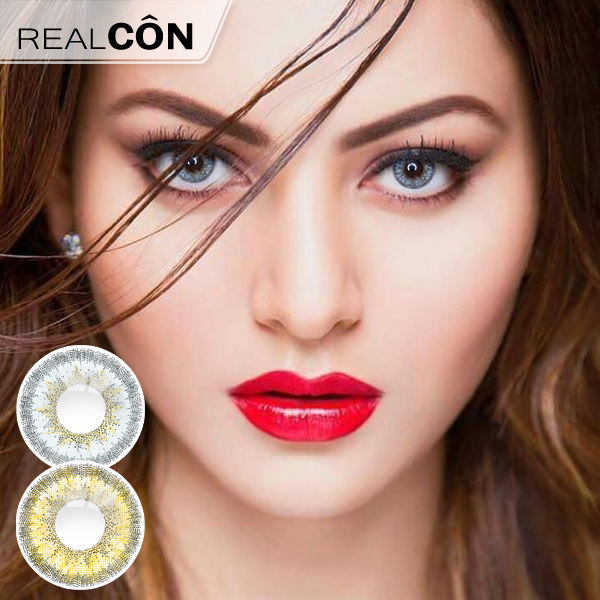 Realcon Lenses Colored Eye Gorgeous IIC Direct Contact Lenses Supplier