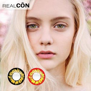 wholesale cheap cosplay color contact lenses manufacturer