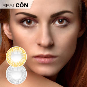 Realcon Naturally Gorgeous Colored Contact Lenses Manufacturer