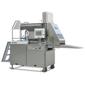 high quality automatic hambuger patty and nuggets forming machine factory