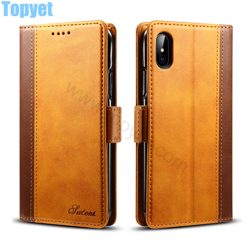 New Leather Cases For iPhone 6 to iPhone X