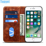 Apple iPhone 8  iphone 8 Plus Wallet Leather cases