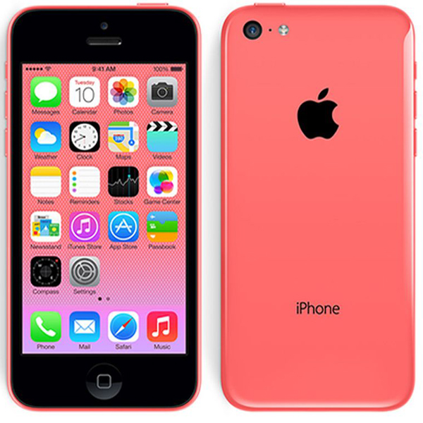 BER iPhone 5C