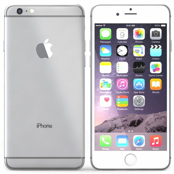 BER iPhone 6 Plus