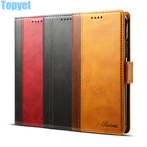 China New Leather Cases For iPhone 6 to iPhone X