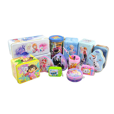 Candy&Chocolate tin case