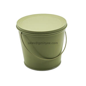 China best candle tin bucket supplier