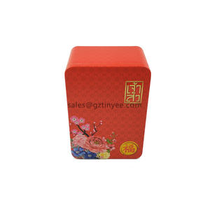China professional tea tin box expert