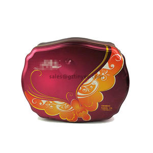 China professional cookie tin can supplier