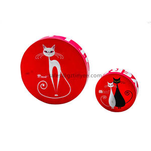 China professional gift tins for biscuit supplier