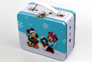 China professional christmas gift lunch box  supplier