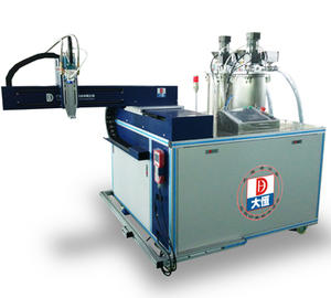 Epoxy Resin And Silicone AB Two Components Glue Machine PGB-650B