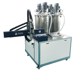 Double Preparation Glue Filling Machine PGB-650X