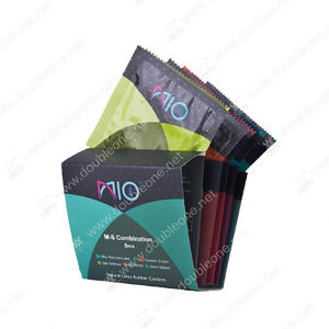 wholesale Natural Latex Condom, Combination Condom, Mixed Condom manufacturers