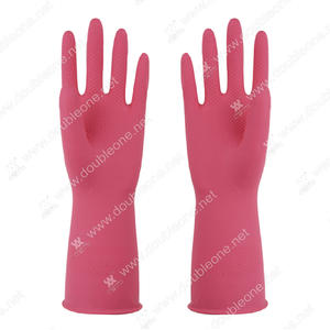 China customized Thin household gloves , Latex Industrial Gloves manufacturers