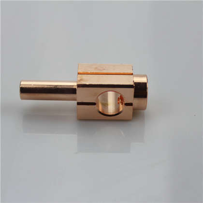 Copper Cold Forging Precision Copper Cylinder