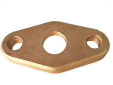 Special-shaped Flange