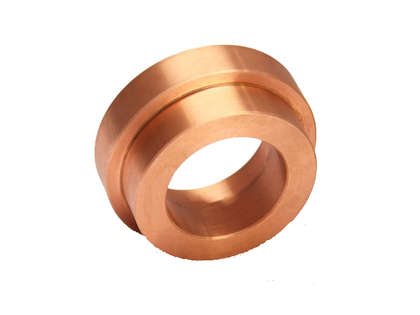 Non-ferrous metal forging 