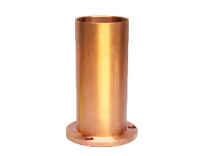 cold precision copper forging guide cylinder