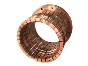 Cold forging copper Stationary Contact
