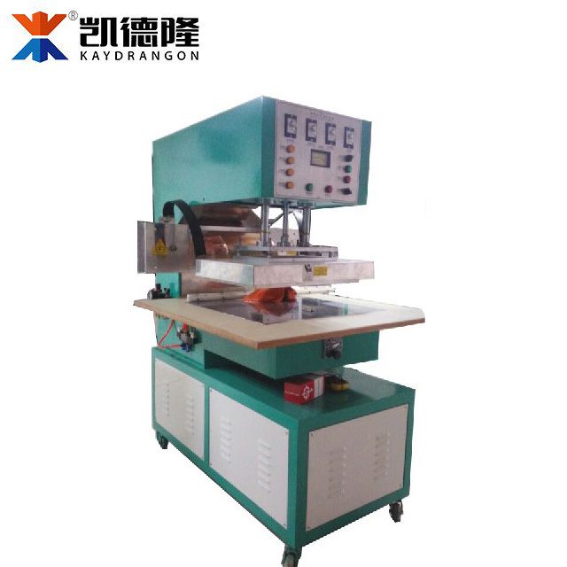 HF Side Wall Baffle Conveyor Belt Welding Machine