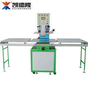 Album&Card Pocket Push-tray Type HF Plastic Welding Machine