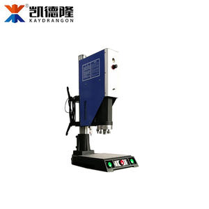 32kw/42kw Plastic High Power Ultrasonic Welding Machine For Charger Plug,power Bank,bulb