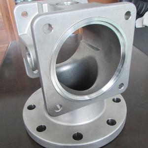 Investment casting parts with top quality,suction chamber