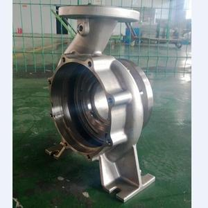 Iron Investment castings for public works,pump housing