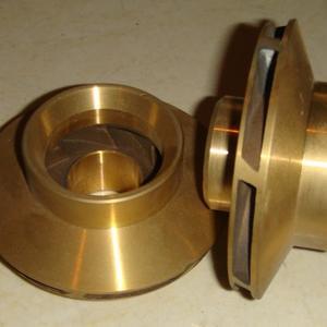 aluminium Investment casting parts