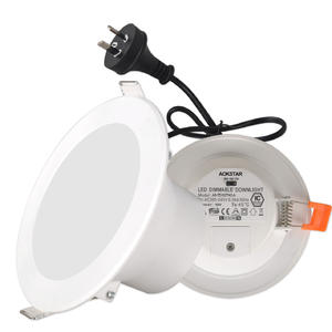 Led Downlight Fixtures AS-TD102TAC-A