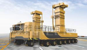 china customized Industrial lift transporter manufacturer for sale