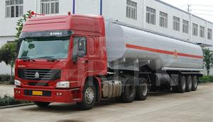 oil tanker trucks(fuel tank truck) is used for the transportation and storage of petroleum for sale