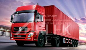 Container Semi Trailers