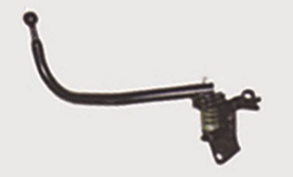 ISUZU 700P MIRROR ROD L