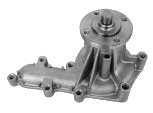 TOYOTA WATER PUMP OEM16100-19235