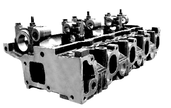 TOYOTA 2L (OLD) CYLINDER HEAD OEM11101-54050