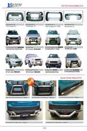 SUZUKI  AUTO DECORATING PARTS