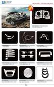MITSUBISHI TRITON L200 AUTO DECORATING PARTS