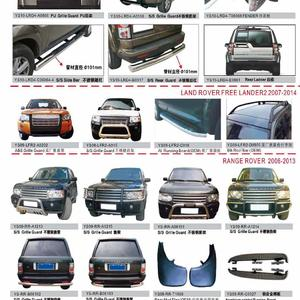 LAND ROVER AUTO DECORATING PARTS